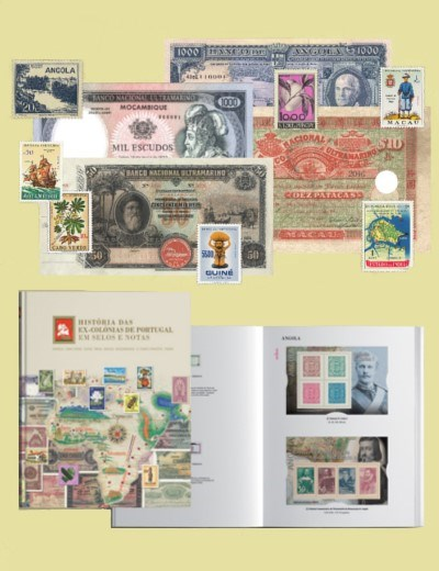 História das Ex-Colónias de Portugal em Selos e Notas - Entrega 29