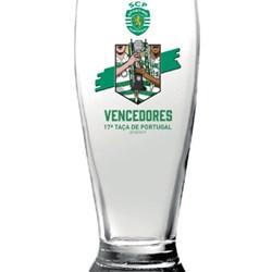 Coleção de Copos: Vencedores 17ª Taça de Portugal