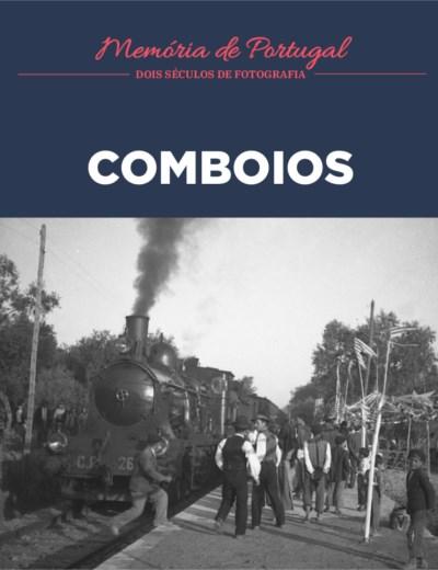 Memória de Portugal - 04. Comboios