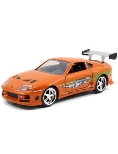 Brian's Toyota Supra (Entrega 4)
