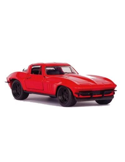 Letty's Chevy Corvette (Entrega 10)