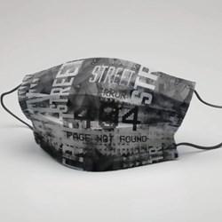 Máscaras Reutilizáveis - modelo city