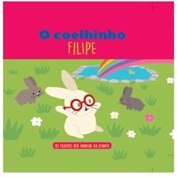 Filhotes dos Animais da Quinta - Livro Coelhinho Filipe + Oferta de Peluche