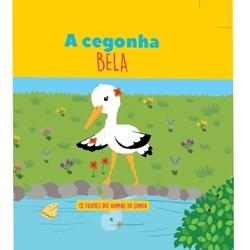 Filhotes dos Animais da Quinta - Livro Cegonha Bela + Oferta de Peluche