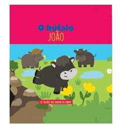 Filhotes dos Animais da Quinta - Livro Bufalo João + Oferta de Peluche