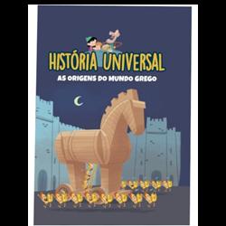 História Universal  - Ent. 4 As origens do mundo grego