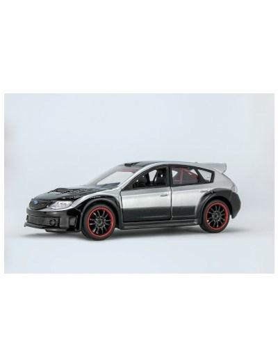 Brian's Subaru WRX Hatchback   - Entrega 28