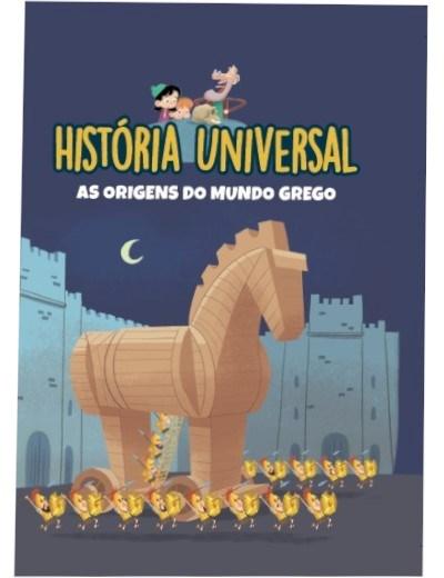 História Universal  - As origens do mundo grego