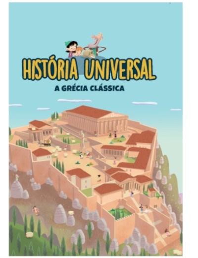 História Universal - A Grécia clássica