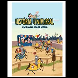 História Universal- Ent. 16 Um dia na Idade Média