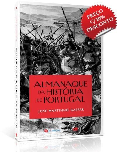 Livro CMTV: Almanaque da História de Portugal