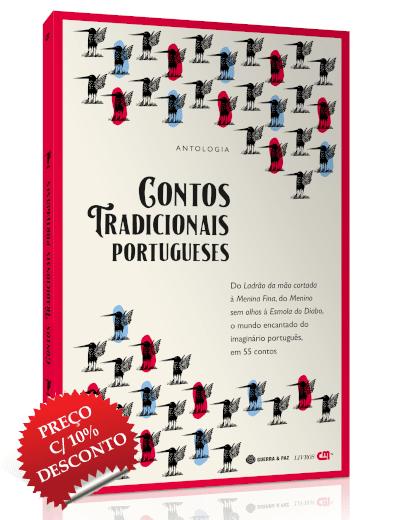 Livro CMTV - Contos Tradicionais Portugueses