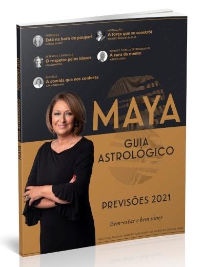 Guia Astrológico Maya - Previsões 2021