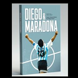 Livro Diego &  Maradona