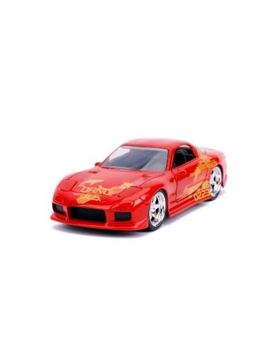 Fast & Furious - entrega 50 Orange Julius' Mazda  RX 7