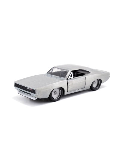 Fast & Furious - entrega 56 DOM'S DODGE CHARGER (BARE METAL)