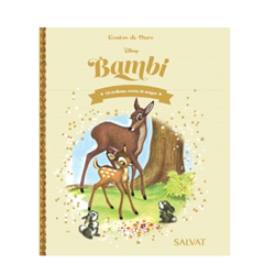 Contos de Ouro Disney - Ent. 4 Bambi