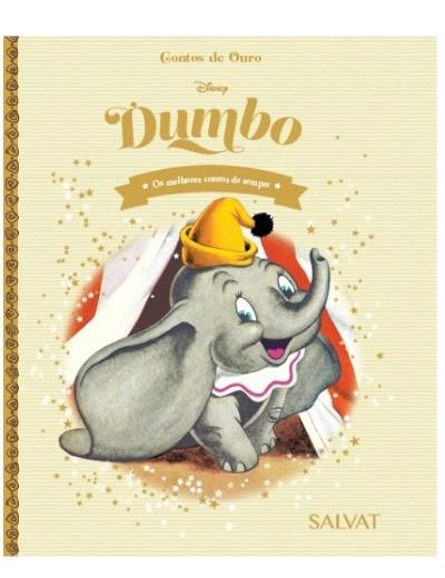 Contos de Ouro Disney - Ent. 5 Dumbo