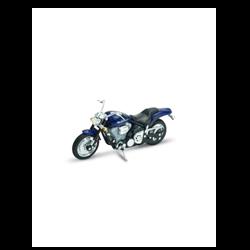 Motos Lendárias - Entrega 5 - Modelo  Yamaha Road Starwarrior 02