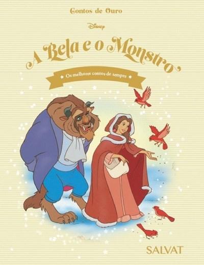 Contos de Ouro Disney Ent. 19 A Bela e o Monstro