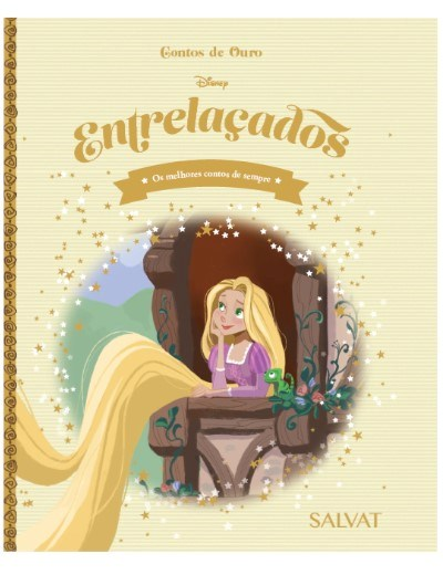Contos de Ouro Disney - Ent. 27 Entrelaçados