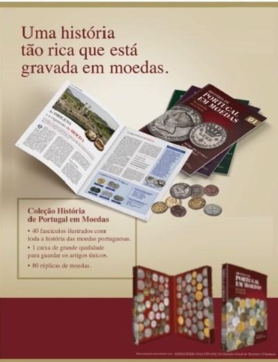 História de Portugal em Moedas - Entrega 4