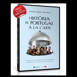 Livro CMTV - História de Portugal à La Carte